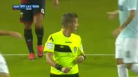 Genoa 2-3 Lazio - Golo de Bastos (13min)