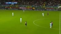 Genoa 2-3 Lazio - Goal by C. Immobile (82')