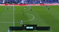 Espanyol 2-1 Celta de Vigo - Golo de Gerard Moreno (10min)