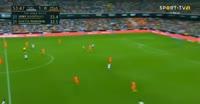 Valencia 5-0 Málaga - Golo de S. Zaza (55min)