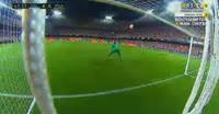 Valencia 5-0 Málaga - Golo de S. Zaza (63min)