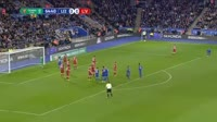 Leicester 2-0 Liverpool - Goal by S. Okazaki (65')