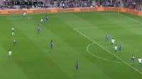 Barcelona 6-1 Eibar - Golo de Sergi Enrich (57min)