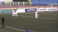 Dinamo St. Petersburg 2-2 Volgar Astrakhan - Golo de I. Klimov (10min)