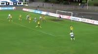 Baltika 5-1 Kuban' Krasnodar - Golo de A. Dzhalilov (21min)