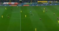 Ukraine 2-0 Turkey - Golo de A. Yarmolenko (18min)