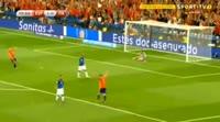 Spain 3-0 Italy - Golo de Isco (40min)