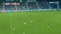 Israel 0-1 FYR Macedonia - Golo de G. Pandev (73min)