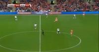 Wales 1-0 Austria - Golo de B. Woodburn (74min)