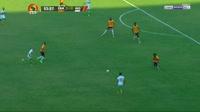 Yacine Brahimi scores in the match Zambia vs Algeria