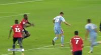Lille 0-4 Monaco - Golo de S. Jovetić (24min)