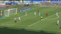 Roma 3-1 Udinese - Golo de E. Džeko (12min)
