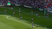 Southampton 0-1 Manchester United - Golo de R. Lukaku (20min)