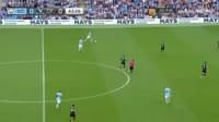 Man City 5-0 Crystal Palace - Gól de L. Sané (44min)