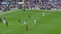 Manchester City 5-0 Crystal Palace - Golo de R. Sterling (59min)