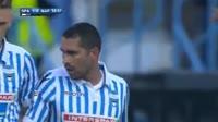 SPAL 2-3 Napoli - Golo de P. Schiattarella (13min)