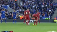 Leicester City 2-3 Liverpool - Golo de Philippe Coutinho (23min)