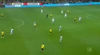 Borussia Dortmund 6-1 Borussia M'gladbach - Golo de M. Philipp (28min)