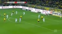 Borussia Dortmund 6-1 Borussia M'gladbach - Golo de M. Philipp (38min)