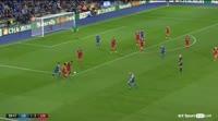 Leicester City 2-3 Liverpool - Golo de J. Henderson (68min)
