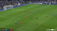 Leicester City 2-3 Liverpool - Golo de J. Vardy (69min)