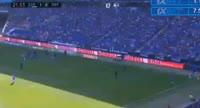 Espanyol 4-1 Deportivo La Coruña - Golo de Alejandro Arribas (22min)