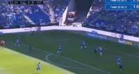 Espanyol 4-1 Deportivo La Coruña - Golo de C. Borges (53min)