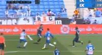 Espanyol 4-1 Deportivo La Coruña - Golo de Gerard Moreno (72min)
