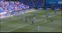Espanyol 4-1 Deportivo La Coruña - Golo de Gerard Moreno (90min)