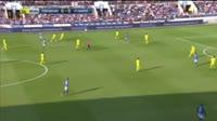 Joia Nuno Da Costa scores in the match Strasbourg vs Nantes