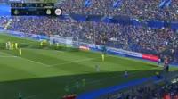 Getafe 4-0 Villarreal - Golo de Ángel (54min)