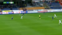 Davis Ikaunieks scores in the match Jihlava vs Ostrava