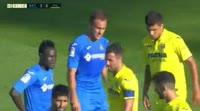 Getafe 4-0 Villarreal - Golo de Ángel (90+2min)