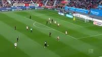 Bayer Leverkusen 3-0 Hamburger SV - Golo de K. Volland (20min)