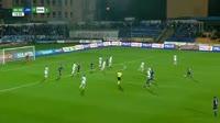 Jakub Fulnek scores in the match Jihlava vs Ostrava