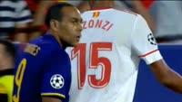 Sevilla 3-0 Maribor - Golo de W. Ben Yedder (27min)
