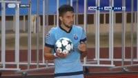 Monaco 0-3 Porto - Golo de V. Aboubakar (31min)