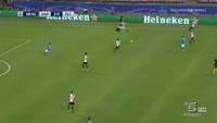 Napoli 3-1 Feyenoord - Golo de José Callejón (70min)