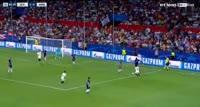 Sevilla 3-0 Maribor - Golo de W. Ben Yedder (83min)