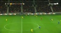 BATE 2-4 Arsenal - Golo de M. Ivanić (28min)