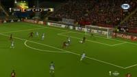 Östersunds FK 1-0 Hertha BSC - Goal by Brwa Nouri (22')