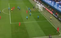 Zenit 3-1 Real Sociedad - Golo de Diego Llorente (41min)