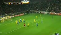 BATE 2-4 Arsenal - Golo de O. Giroud (49min)