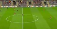 Sporting Braga 2-1 İstanbul Başakşehir - Golo de Koka (26min)
