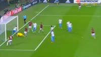 Milan 3-2 Rijeka - Golo de M. Musacchio (53min)