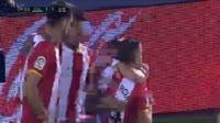 Celta de Vigo 3-3 Girona - Golo de Portu (10min)