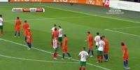 Netherlands 3-1 Bulgaria - Golo de G. Kostadinov (69min)