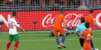 Netherlands 3-1 Bulgaria - Golo de D. Pröpper (80min)