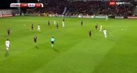 Latvia 0-3 Switzerland - Golo de B. Džemaili (54min)