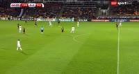 Latvia 0-3 Switzerland - Golo de R. Rodríguez (58min)